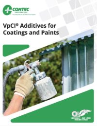 VpCI Additives for Coatings and Paints Brochure Cover